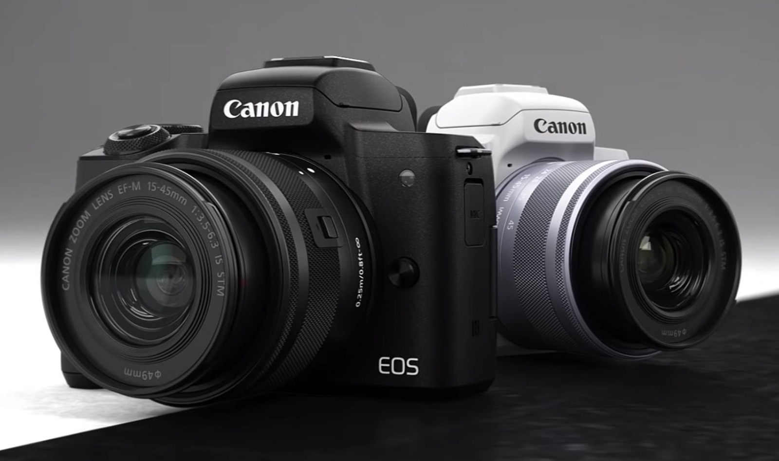 Canon EOS M50