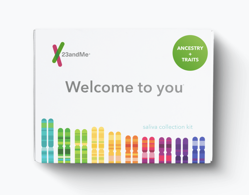 23 and Me DNA Kit