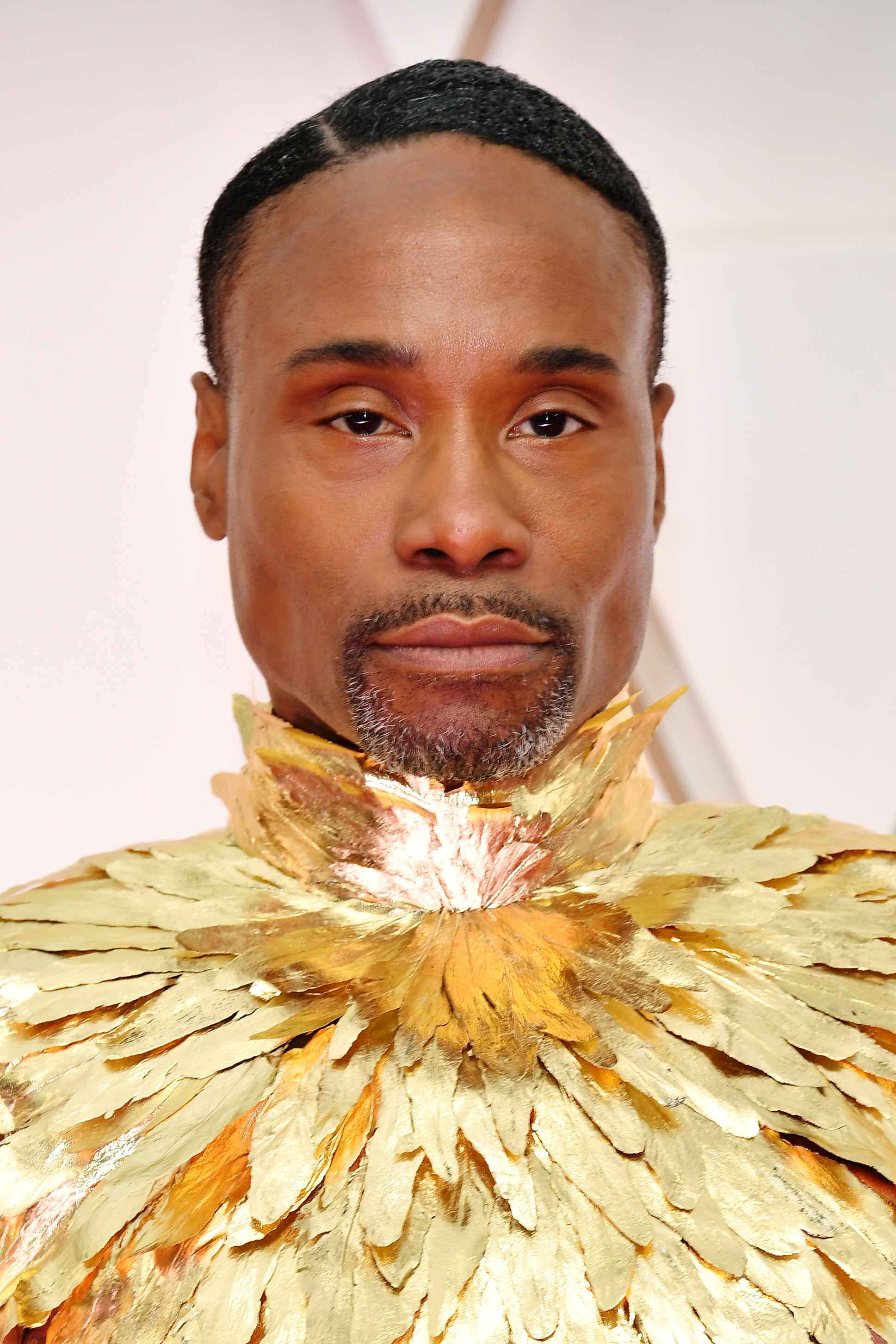 Billy Porter Attends 92nd Academy Awards with makeup by Anna Bernabe on behalf of e.l.f. Cosmetics