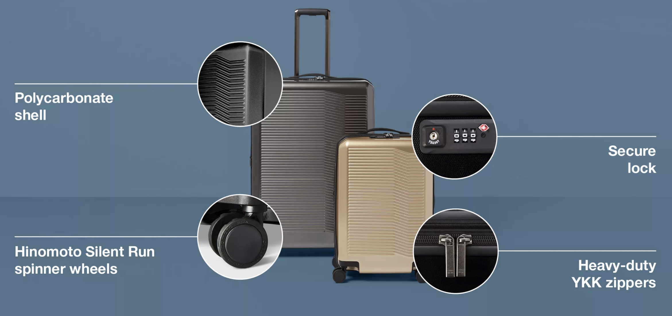 Open Story luggage functionality and features