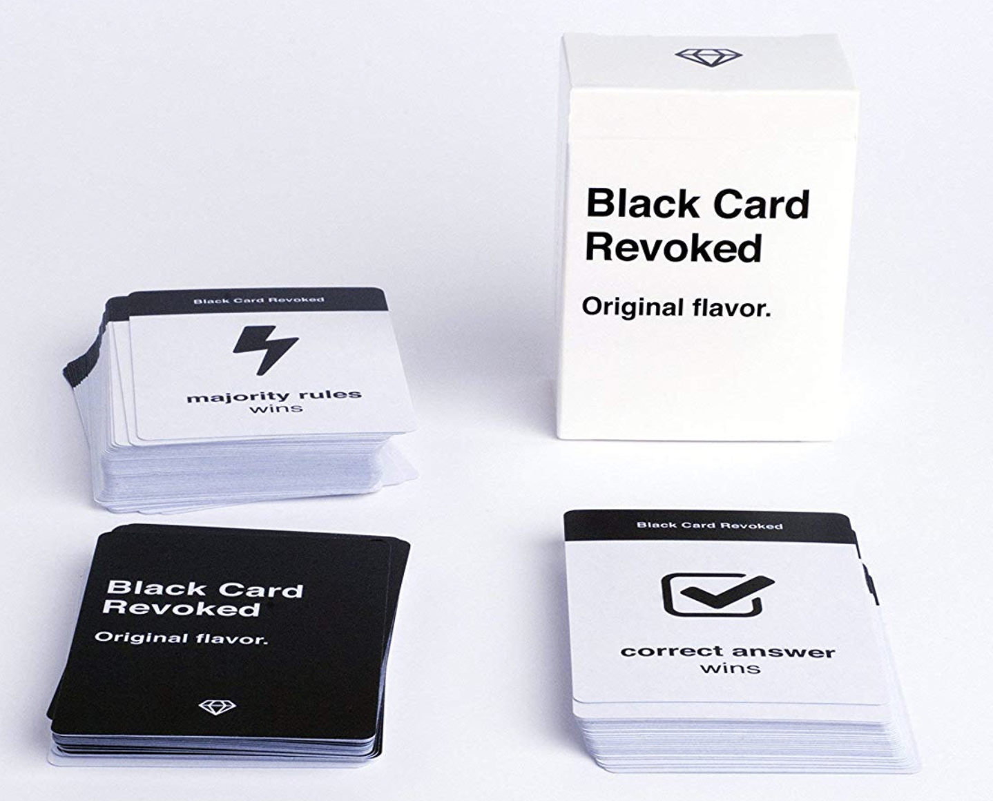 Black Card RevokedBlack Card Revoked