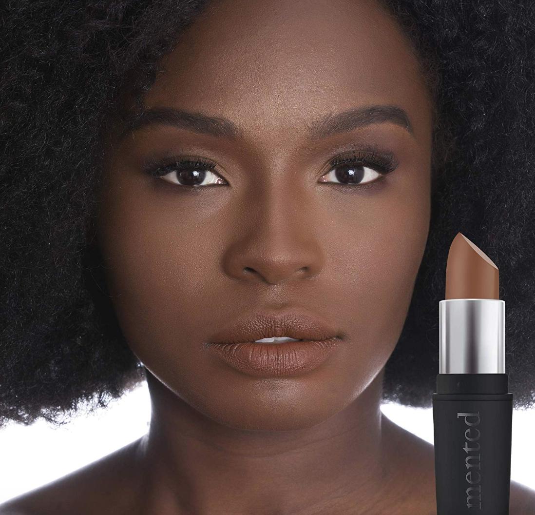 Nude LaLa Semi-Matte Lipstick - Mented Cosmetics