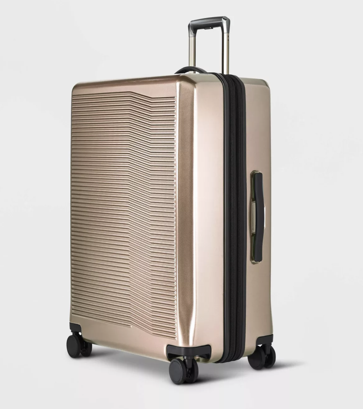 Open Story Hardside 29-inch Checked Suitcase