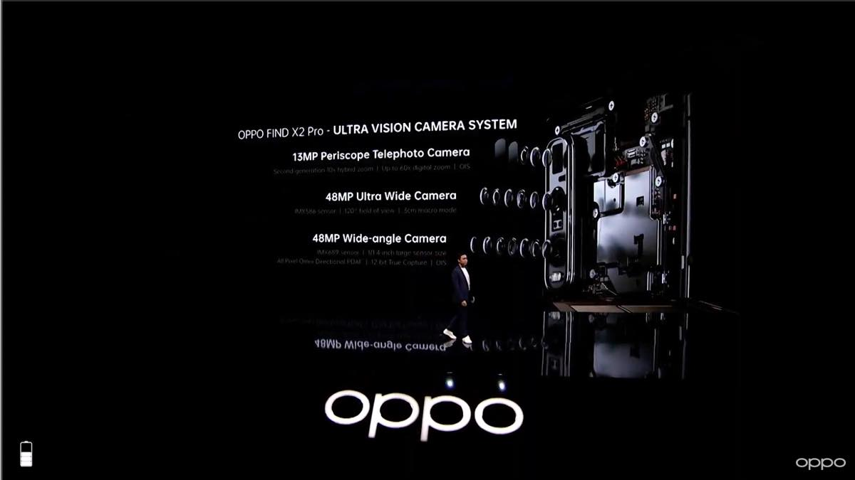 """Photo of Breaking News: OPPO New Flagship Smartphone """"Find X2"""" Announced-120Hz 3K Display, 3 Cameras with Sony Exclusive Supply Sensor, 65W Quick Charge-Engadget Japan Version"""
