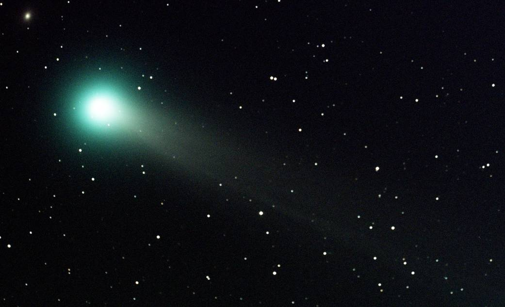 Comet Neowise 7/15/2020   The comet is now naked eye