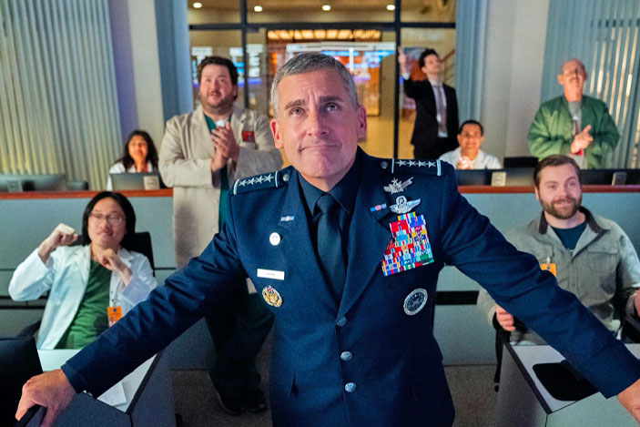 Netflix's 'Space Force' spoof starring Steve Carell arrives on May 29th