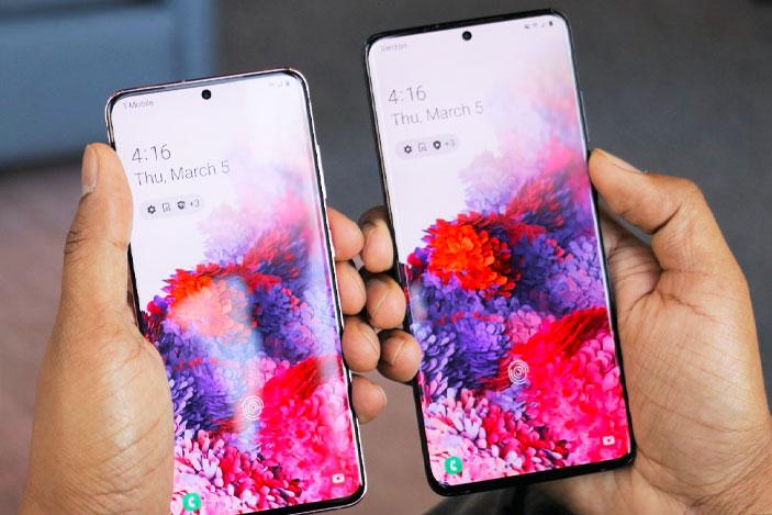Samsung's Galaxy S20 buyback scheme promises half your money back