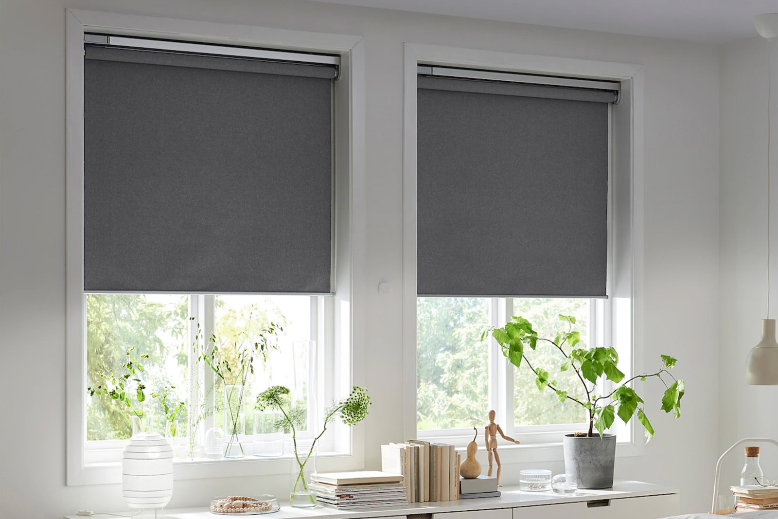 Ikea S Smart Blinds Are Finally
