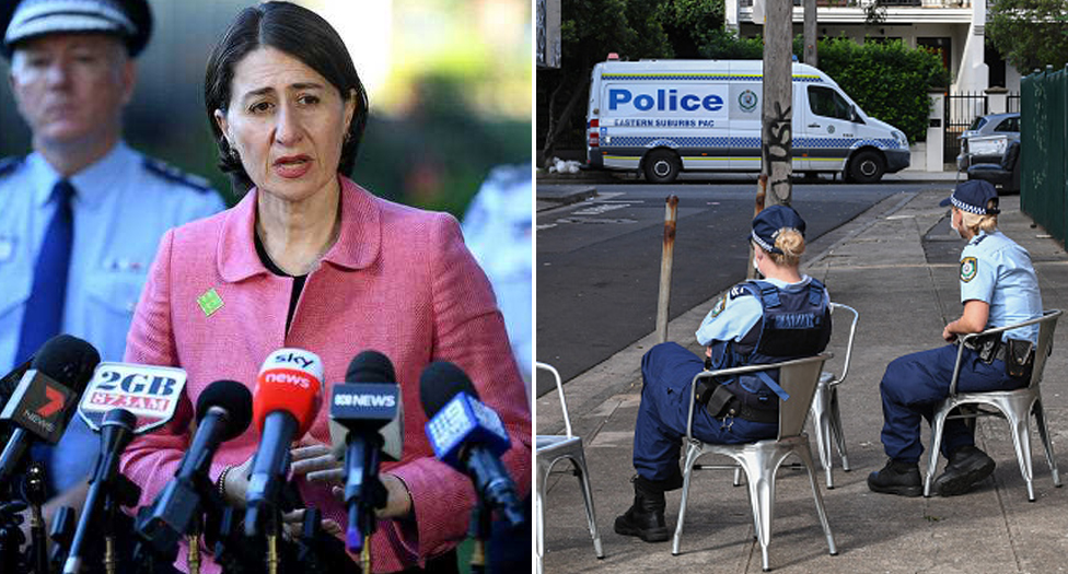Coronavirus: NSW Premier hints at relaxing restrictions ...