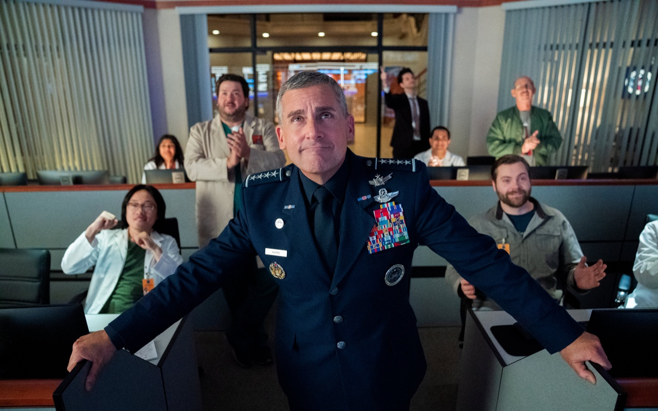 photo of Netflix's 'Space Force' spoof starring Steve Carell arrives on May 29th image