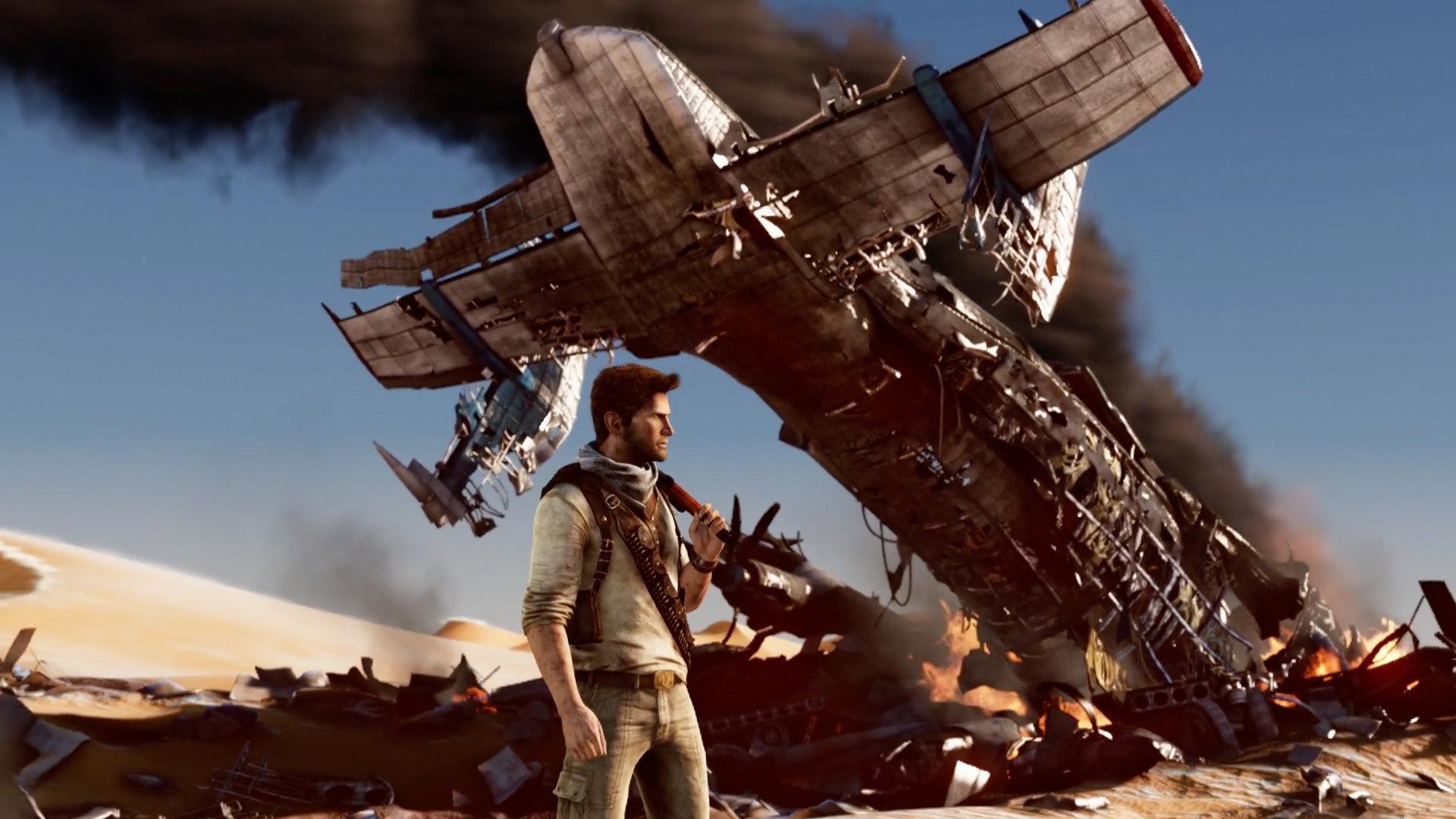 Journey And Uncharted Remasters Will Be Free On Ps4 No Ps Plus