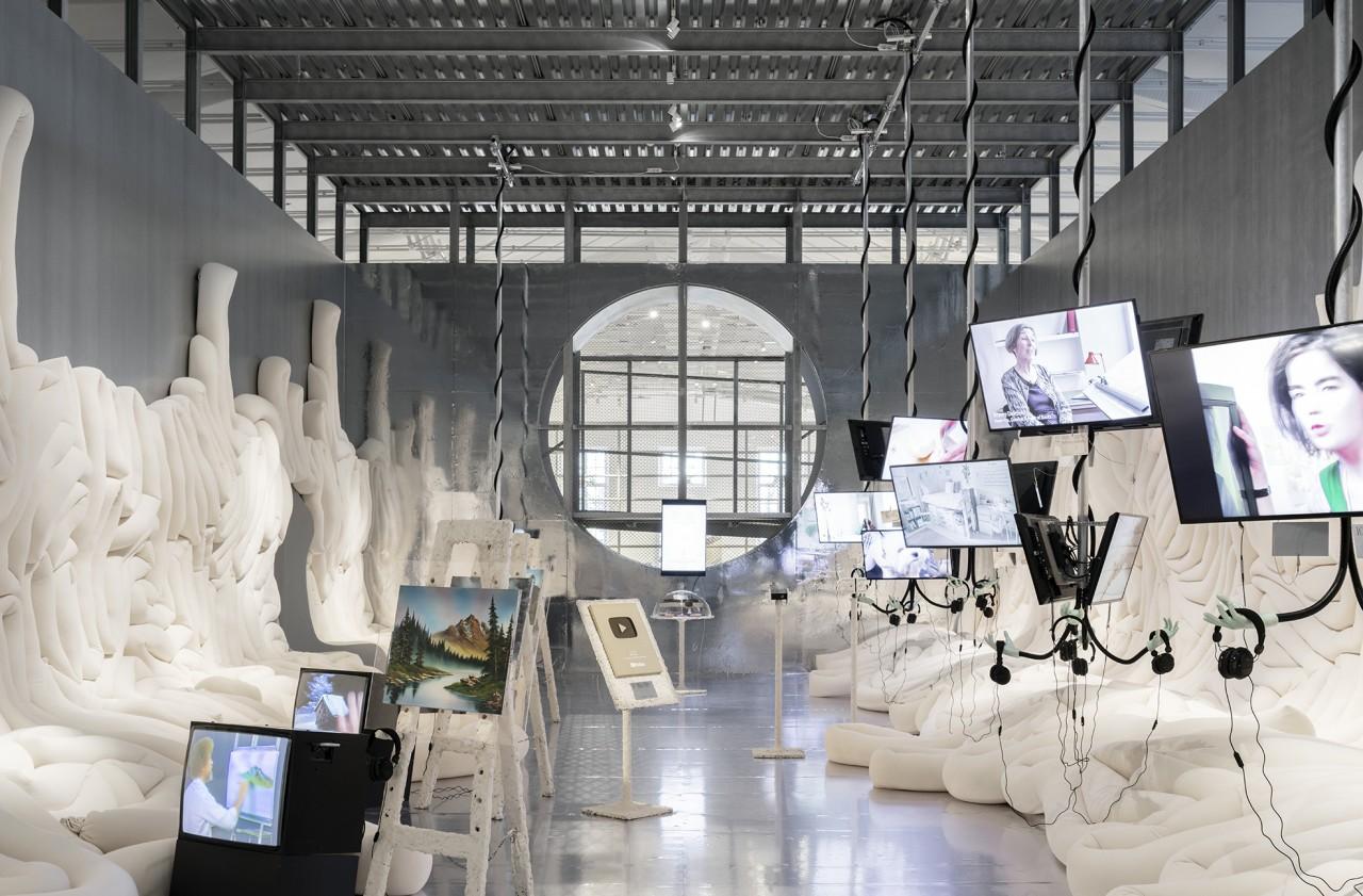 ASMR weird sensation feels good the big picture exhibition