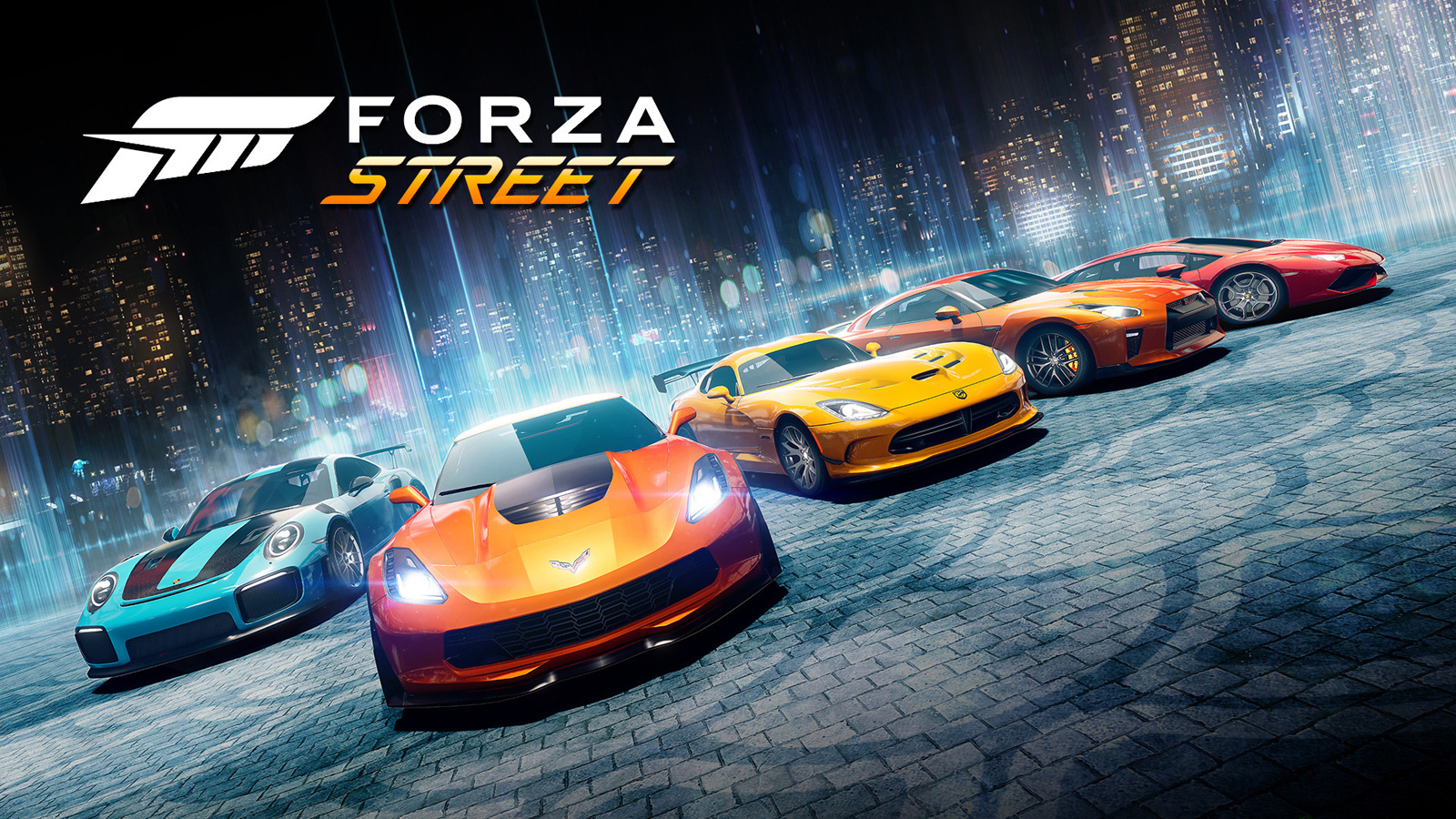 'Forza Street' reaches Android and iOS on May 5th