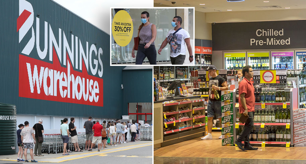 Coronavirus: What stores may close at stage four Australia ...
