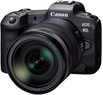 EOS R5 image