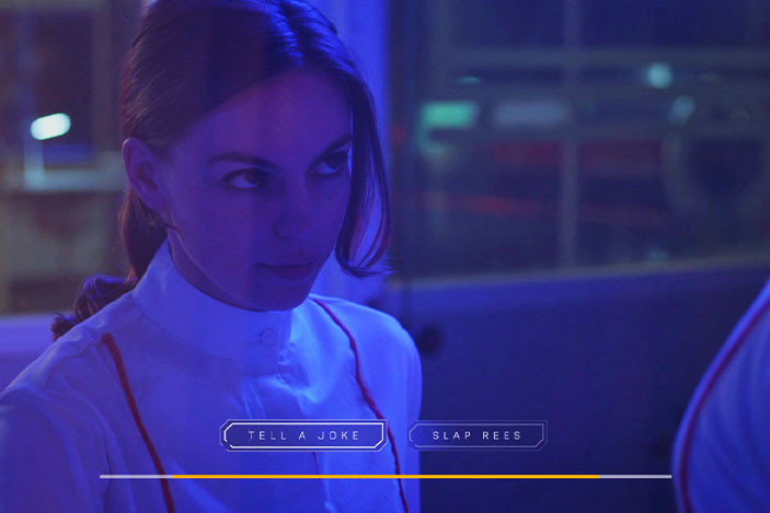 'The Complex' is almost a good FMV game