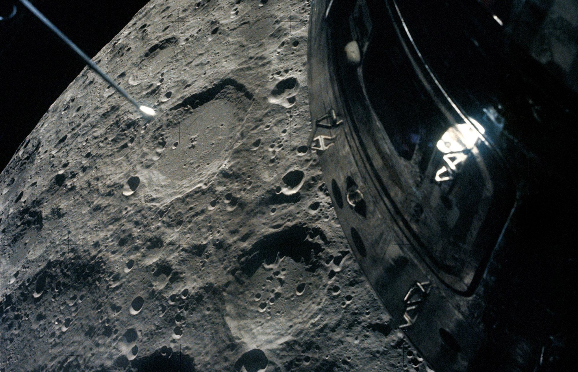 NASA marking the 50th anniversary of