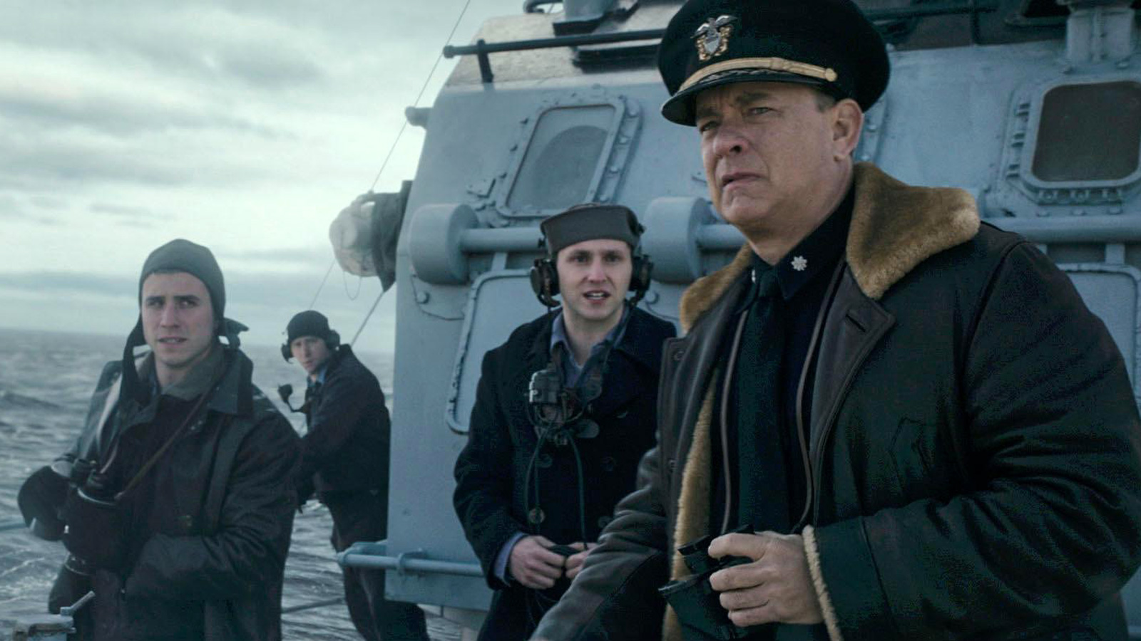 Tom Hanks WWII movie 'Greyhound' will premiere on Apple TV+ | Engadget
