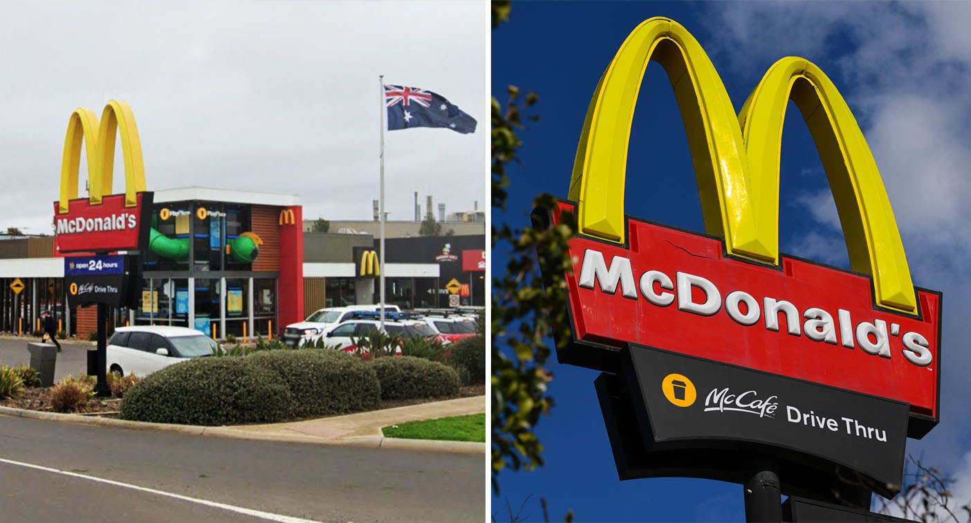 Coronavirus McDonald U0026 39 S Closes 12 Restaurants In Victoria