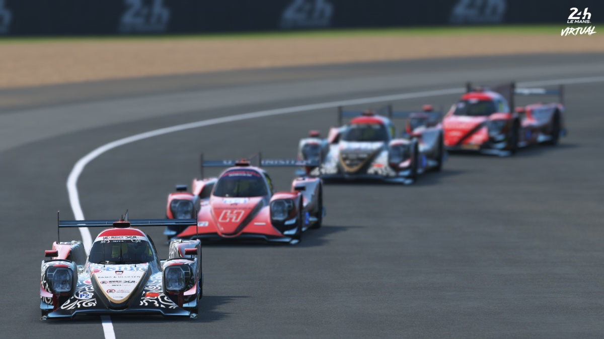 A Virtual Race Will Replace The 24 Hours Of Le Mans In June Engadget