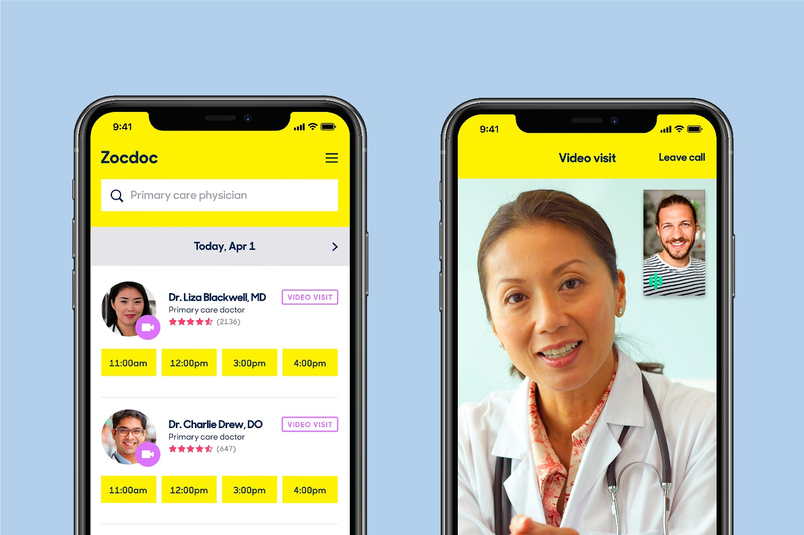 Zocdoc becomes a telehealth facilitator with new video service