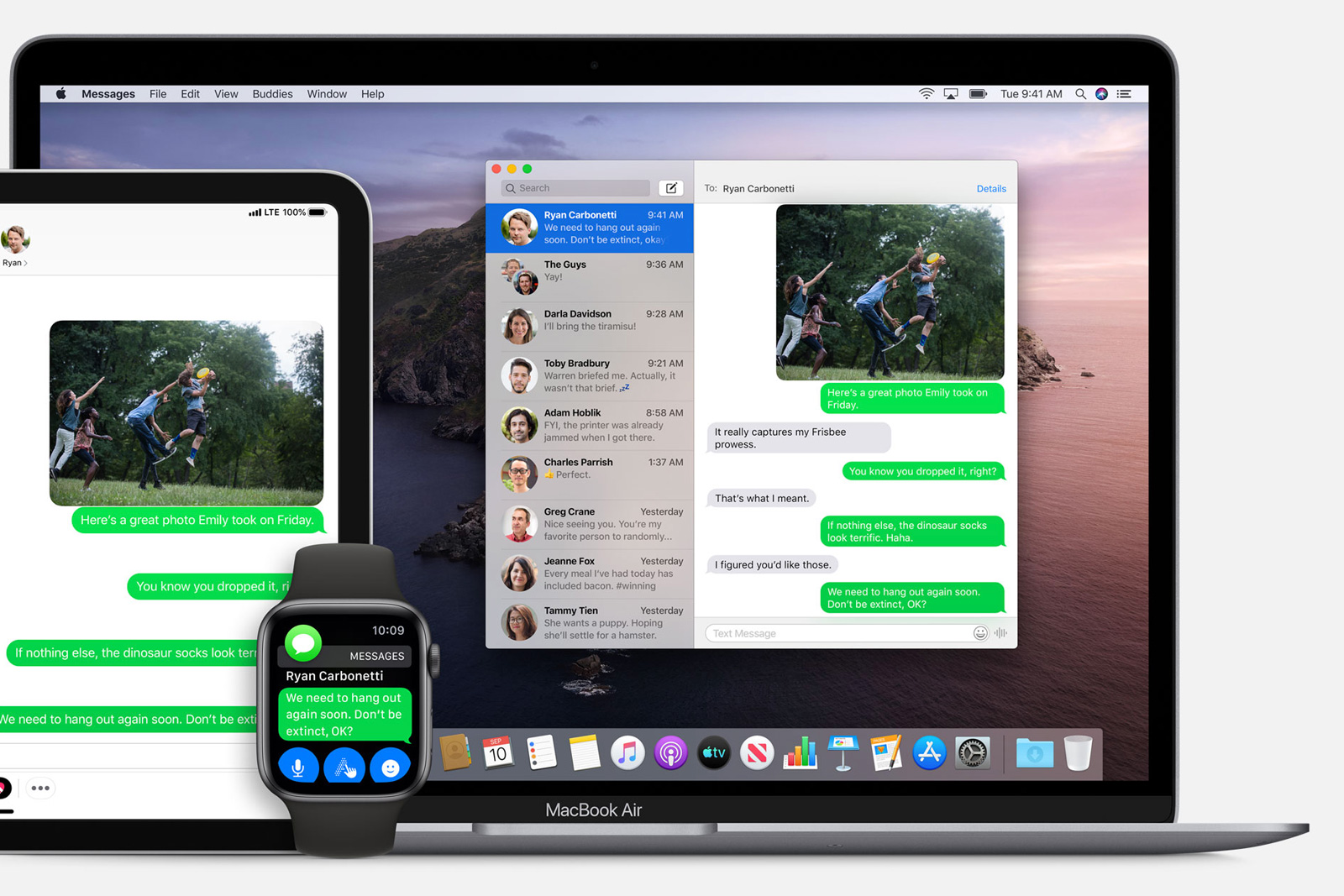 photo of Messages on the Mac may finally catch up to its iOS counterpart image