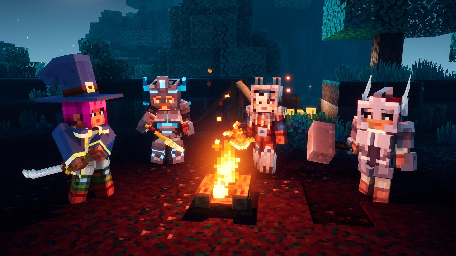 マイン クラフト ダンジョンズ Minecraft Dungeons