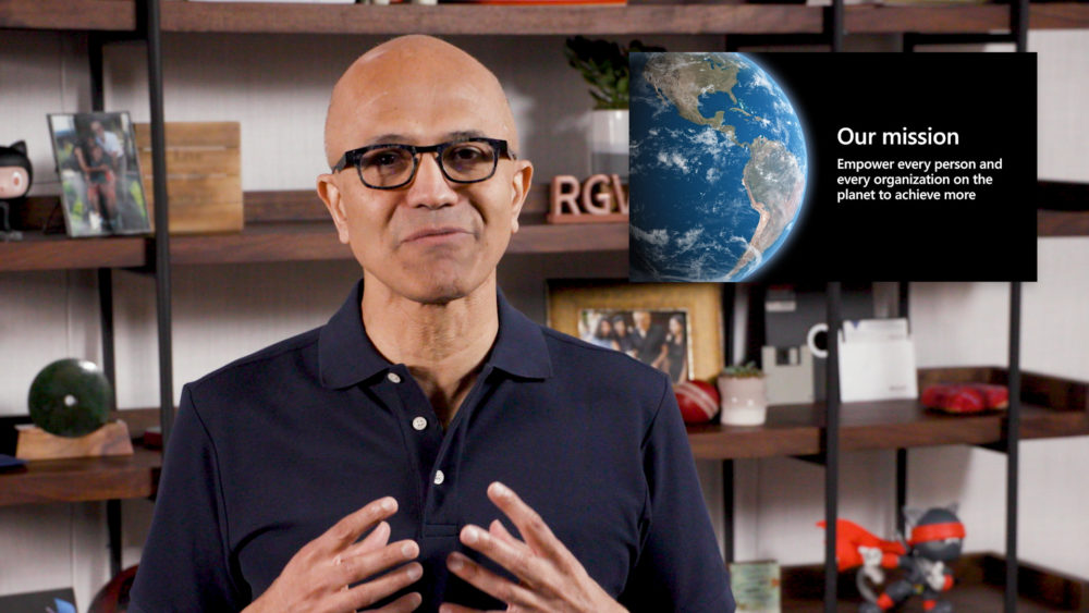 Microsoft flexed its cloud and AI muscles at Build 2020