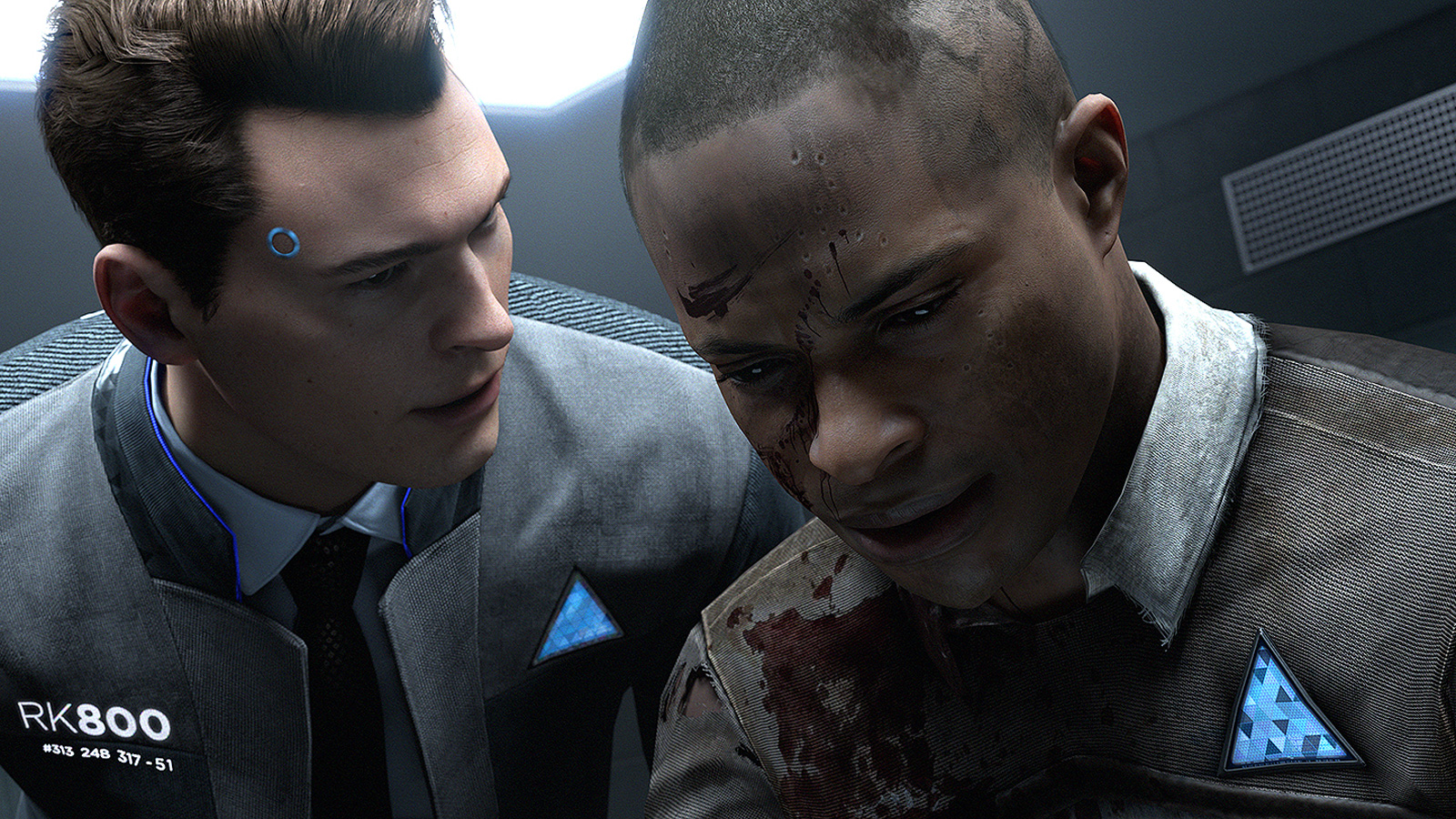 Quantic Dream S Twitch Add On Puts Detroit Gameplay In Viewers Hands Engadget