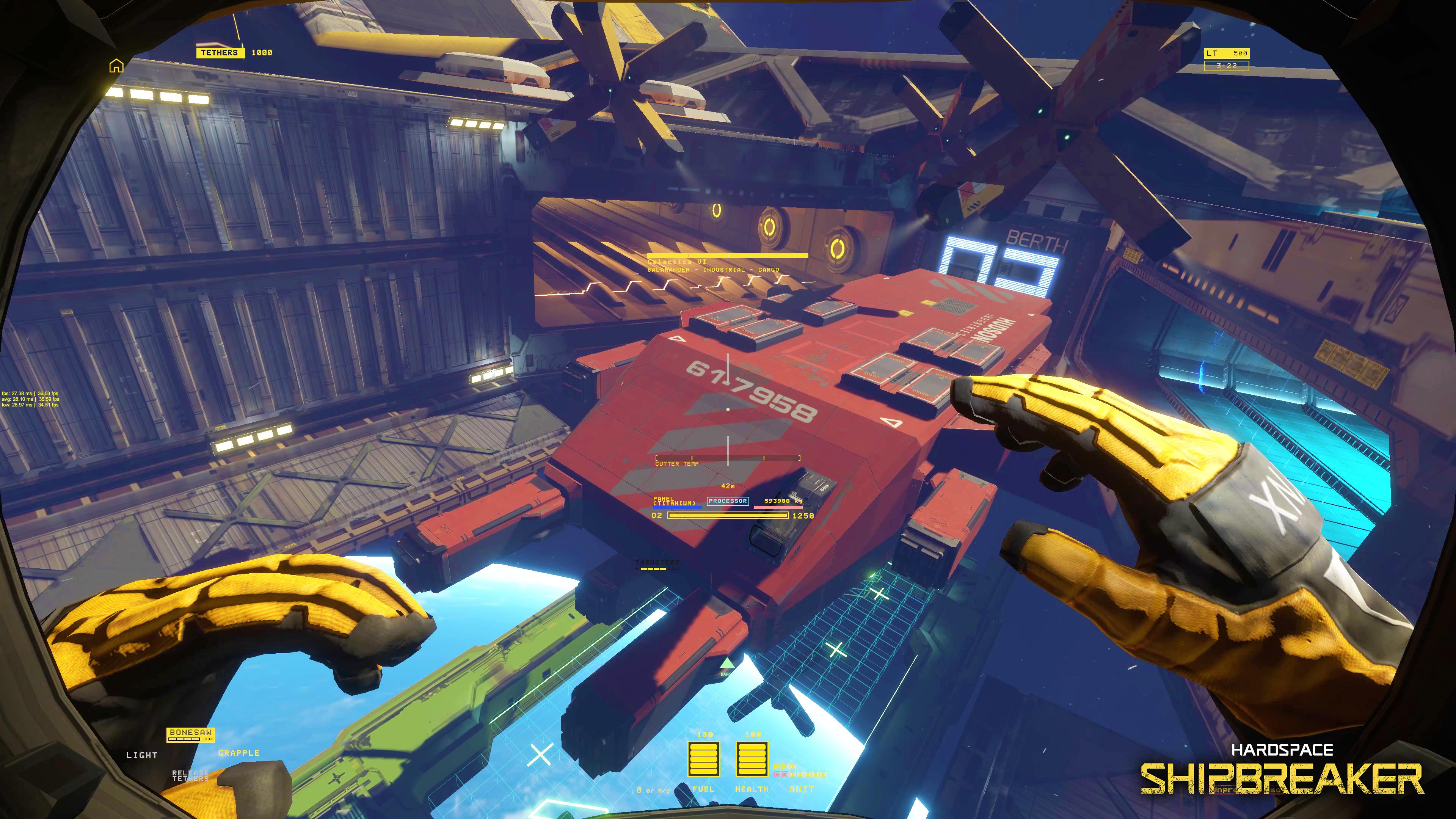 'Hardspace: Shipbreaker'
