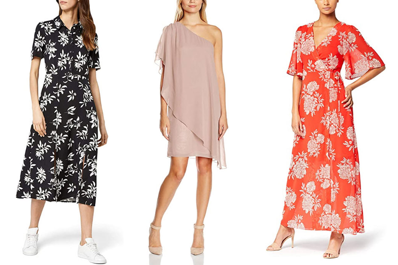 der sommer kann kommen: 5 coole kleider unter 40 euro