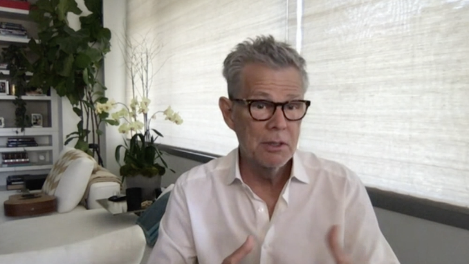 David Foster On Car Accident With Ben Vereen I Thought I Killed Him