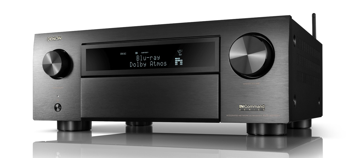 Denon rolls out the first 8K-ready receivers with its 2020 X-Series