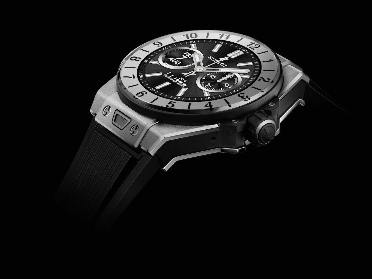 高級時計のウブロが新型スマートウォッチ「ビッグ・バン e」発表。60万5000円から - Engadget 日本版
