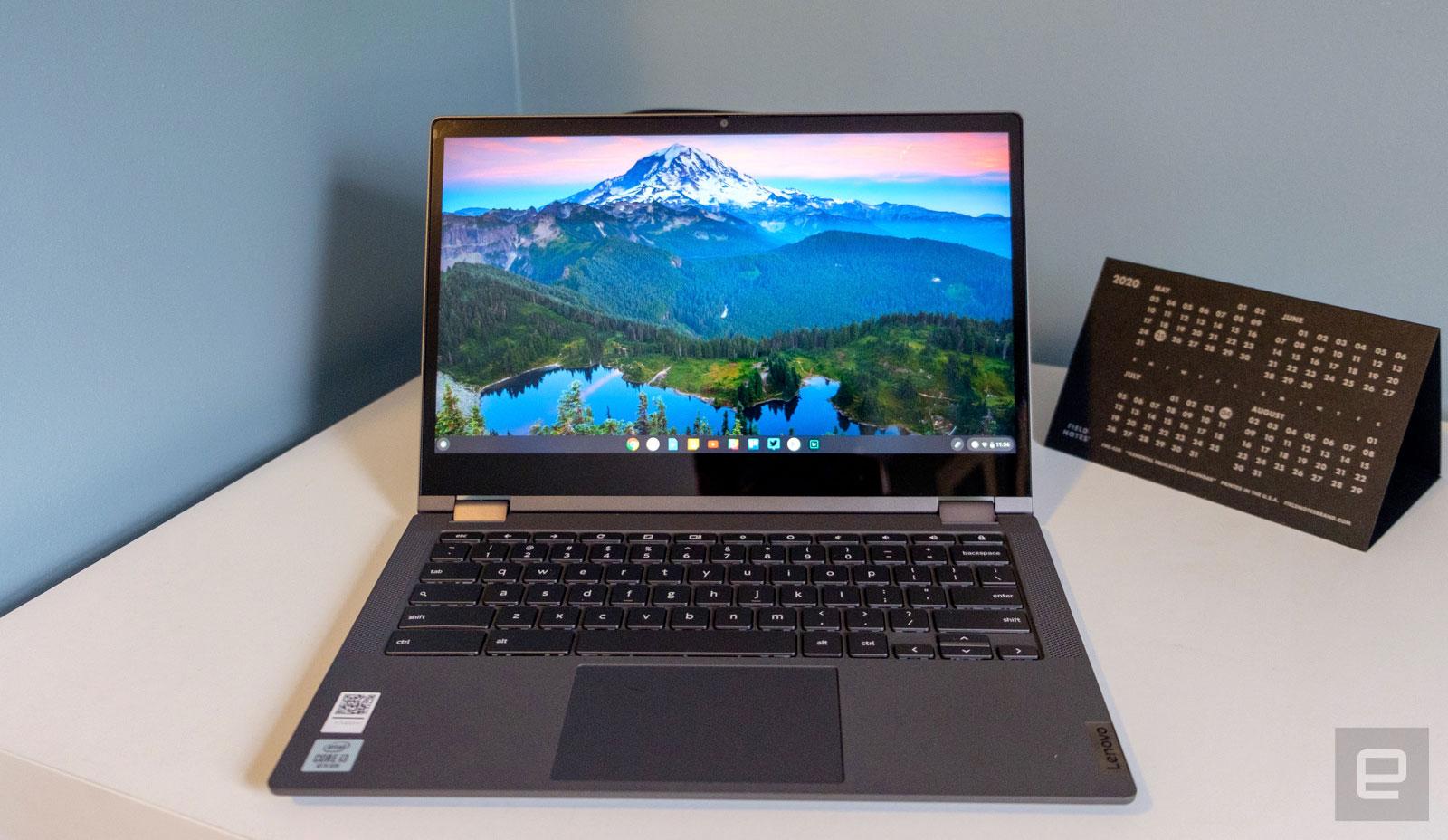 Lenovo Flex 5 Chromebook Review The Best Budget Friendly Chromebook Engadget