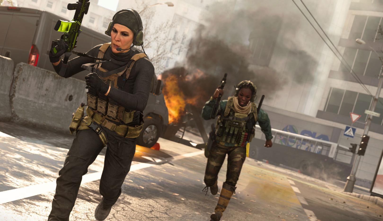 Call Of Duty Warzone Season Four Adds Random Mid Match Twists