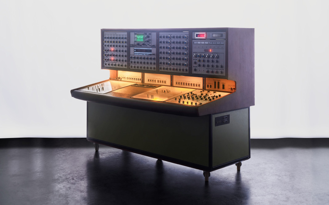 EMS Synthi 100 as used by Soulwax on Deewee Sessions.