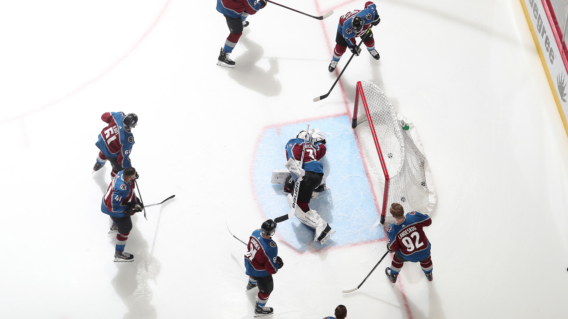 Sidney Crosby 2016//17 Upper Deck hockey Walker don /'t feed the goalie