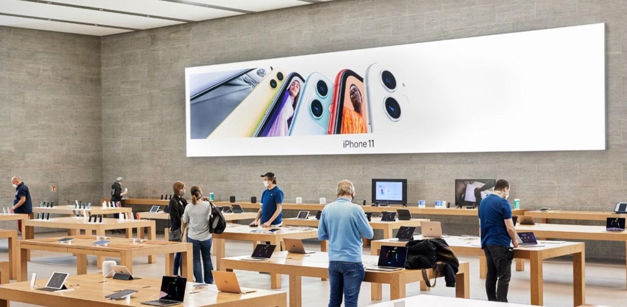 アップル直営ストア、国内全店が営業再開。当面は昼12時から夜20時 - Engadget 日本版