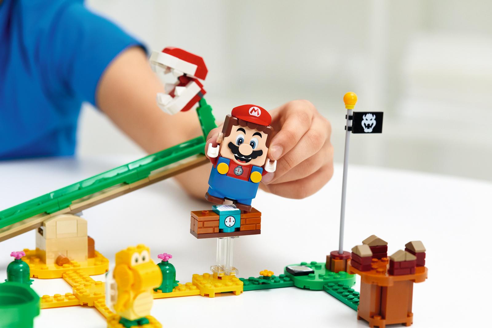 LEGOスーパーマリオ