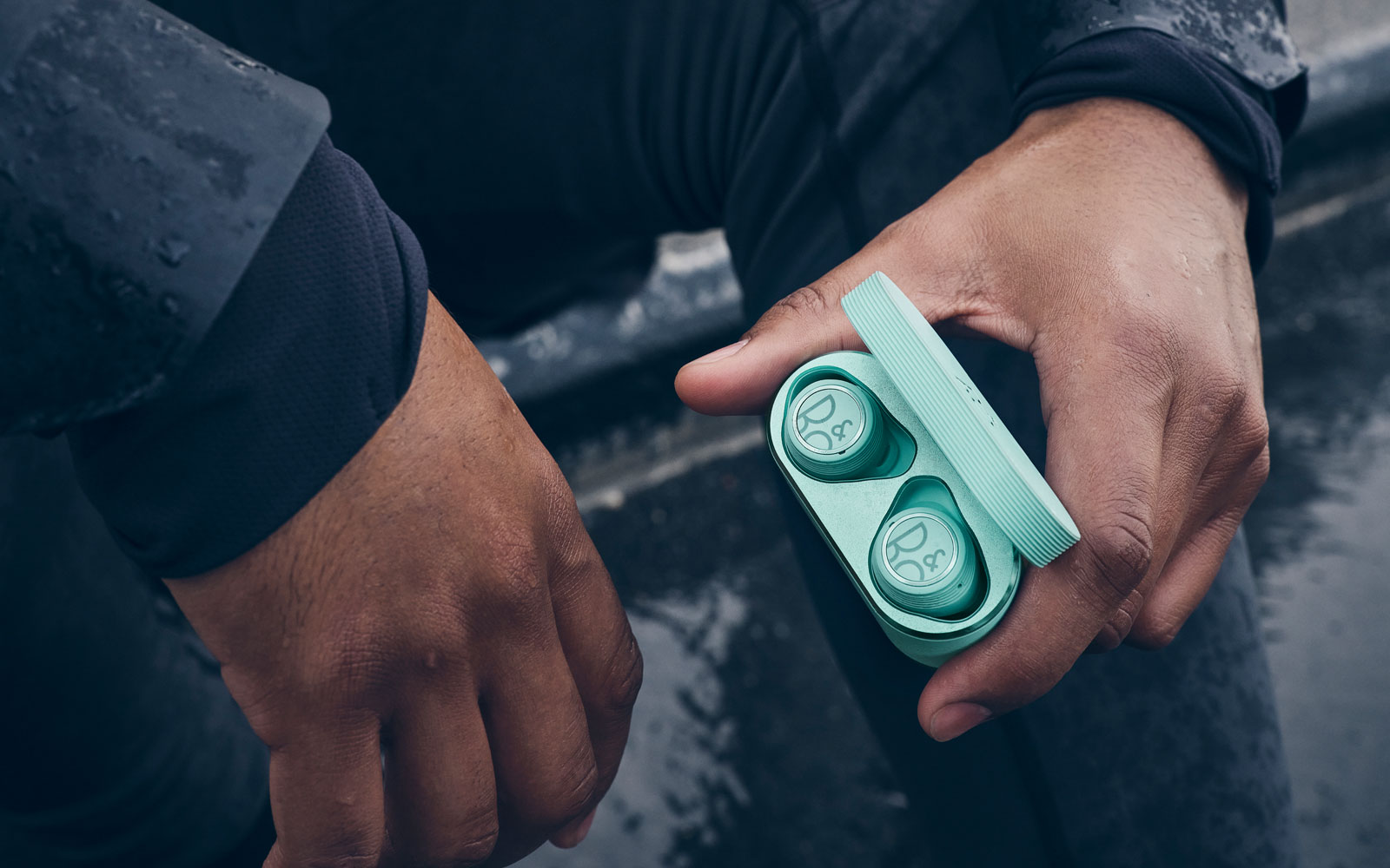 Bang & Olufsen's Beoplay E8 Sport are pricey wireless earbuds for workouts