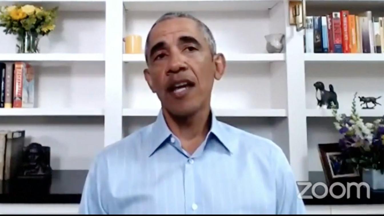 Obama George Floyd