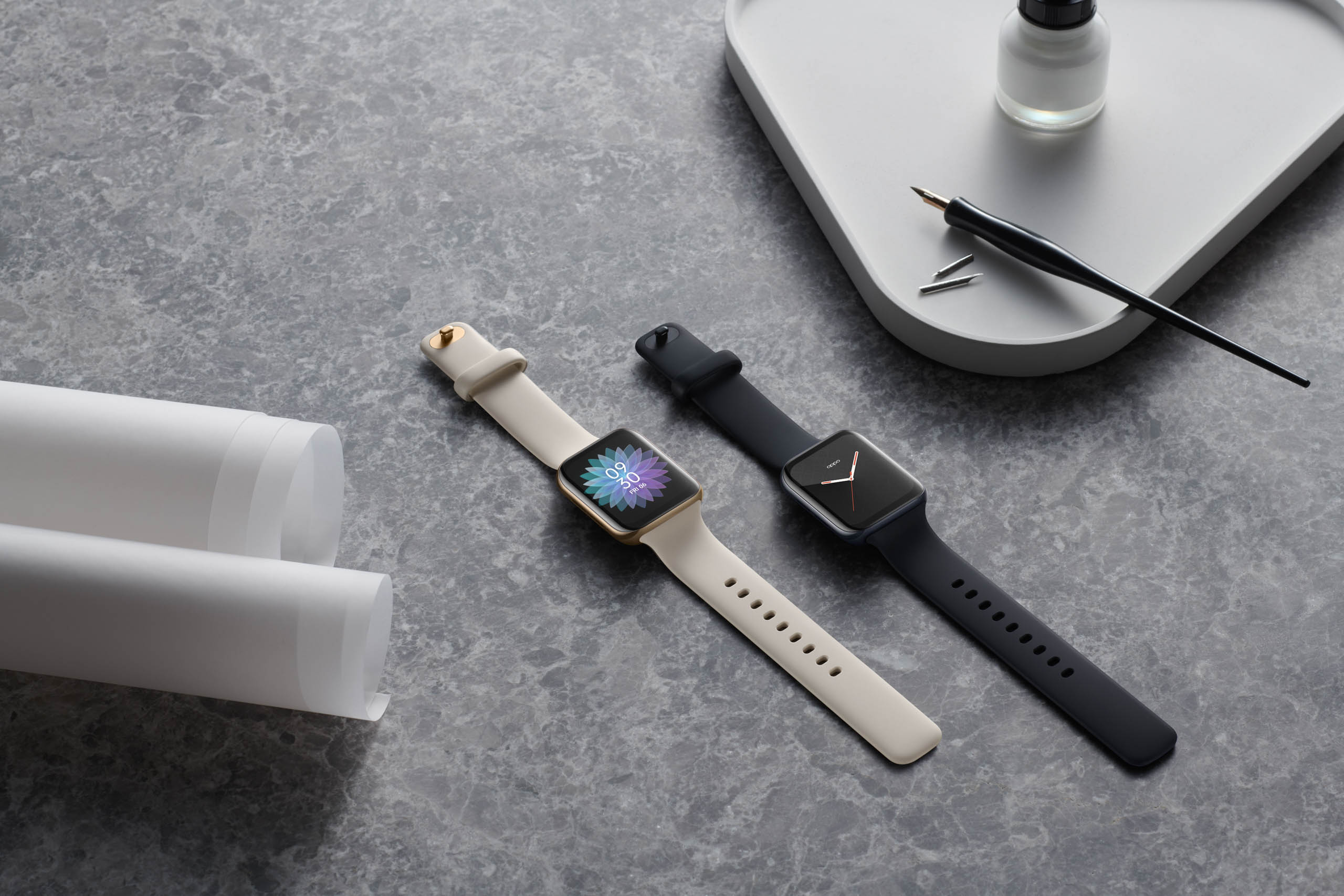 Oppo's new smartwatch uses Wear OS