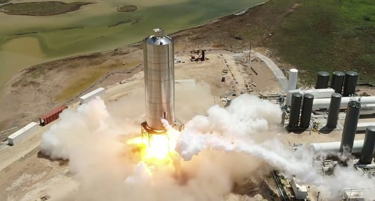 After Starship test fire, Elon Musk expects 150-meter hop 'soon' #rwanda #RwOT #AlwaysProud