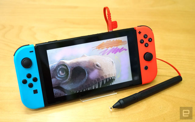 Switch SonarPen