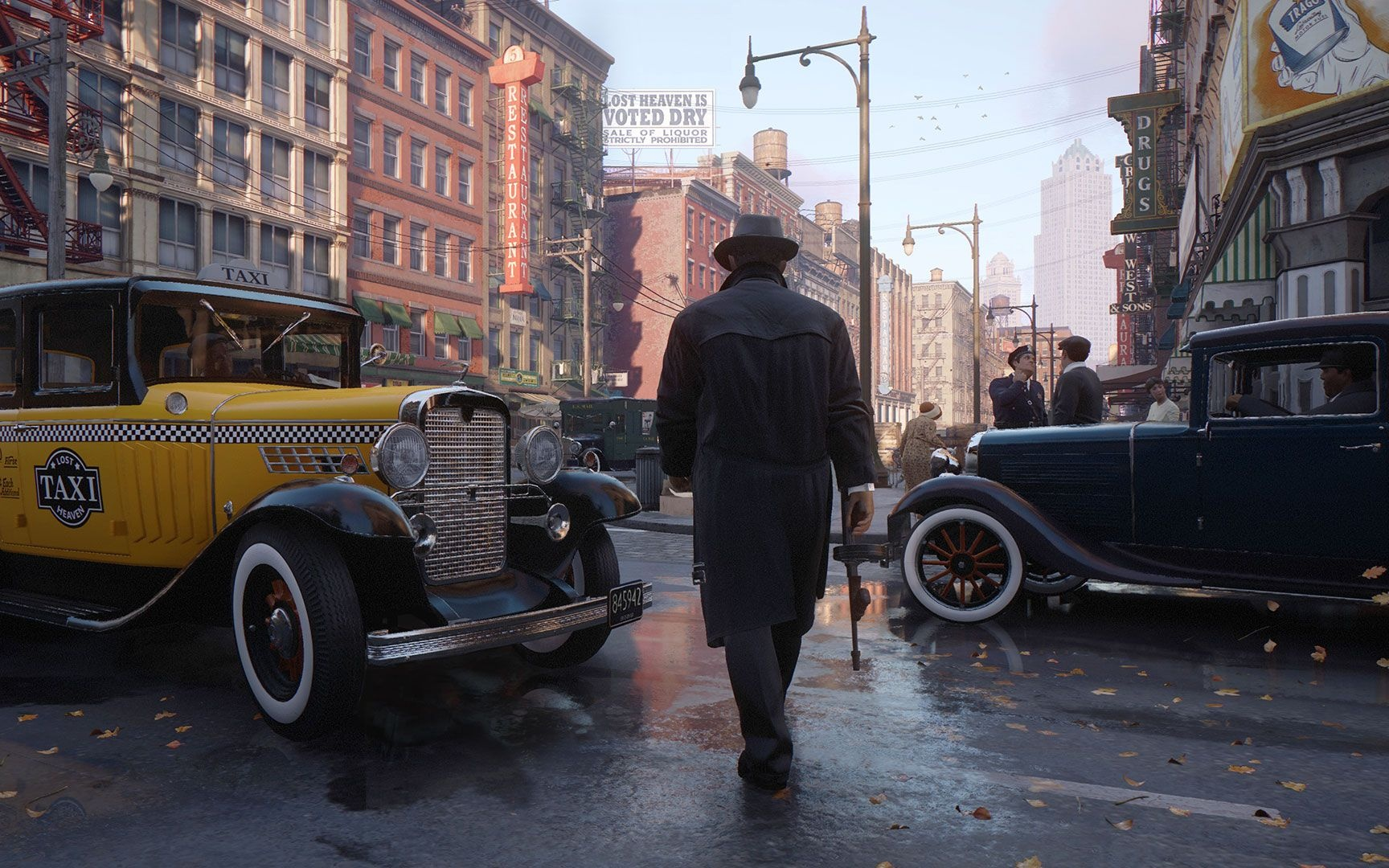 'Mafia: Definitive Edition' is delayed until September due to COVID-19