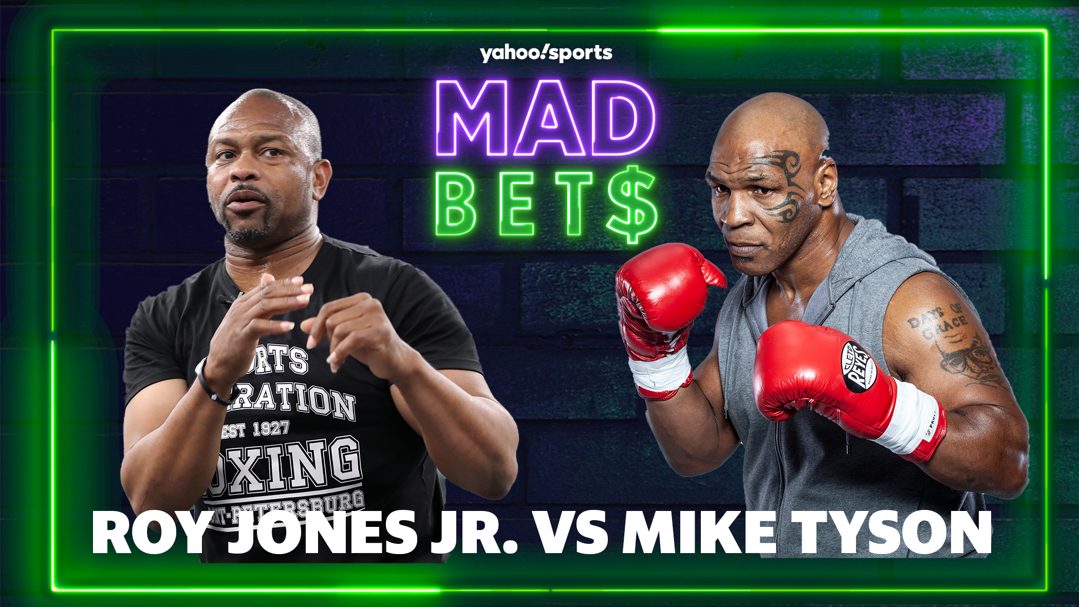 Download Mike Tyson Vs Roy Jones