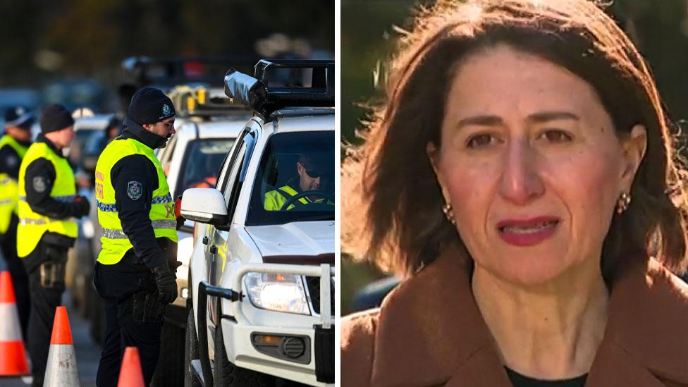 NSW Premier warns of coronavirus restrictions amid ...
