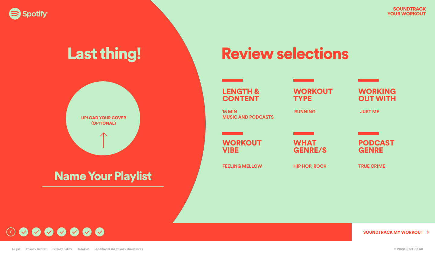 Spotify's latest playlist tool creates a mix to match your workout ...