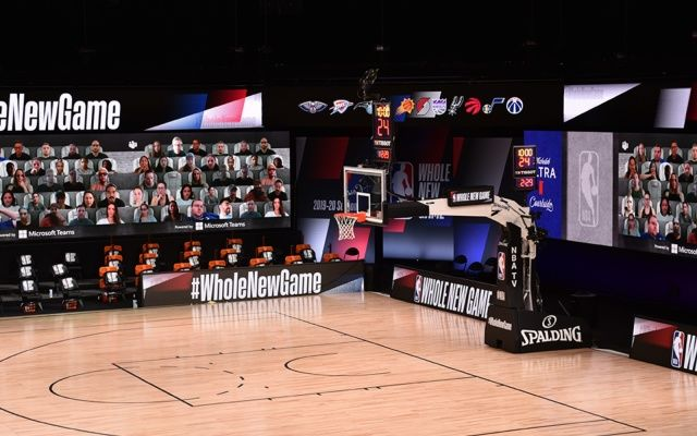 Microsoft Teams NBA